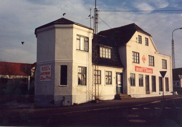 Huset I Asnæs 1995 B2133